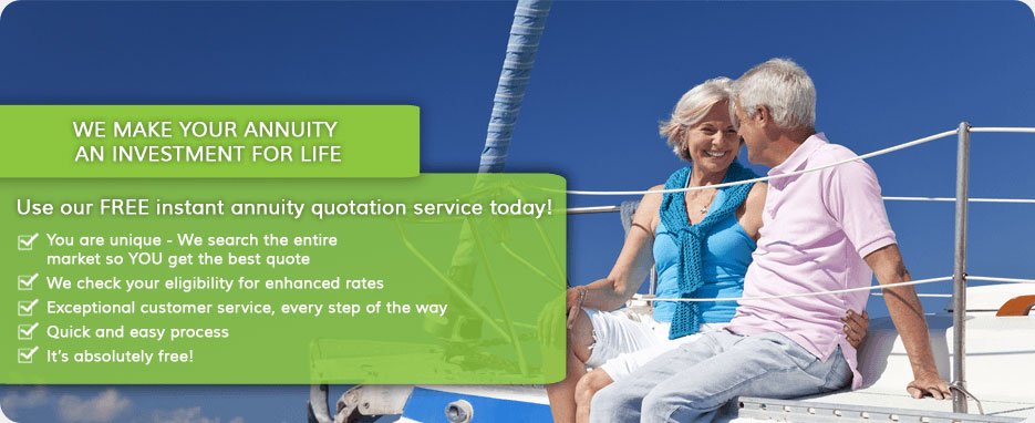 Click here to get your instant annuity quote